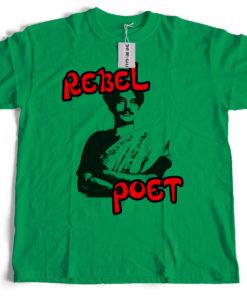 Bengali T-Shirt Company - BTCLEG001 Rebel Poet Kazi Nazrul islam