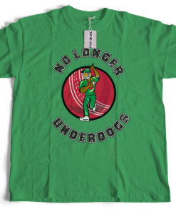 Bengali T-Shirt Company - BTCSPT0001 No Longer Underdogs Cricket