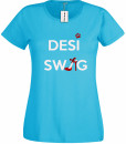 Bengali T-Shirt Company – BTCWFS0002 Desi Swag Womens