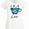 Bengali T-Shirt Company – BTCWFS0003 Cha Lover Womens
