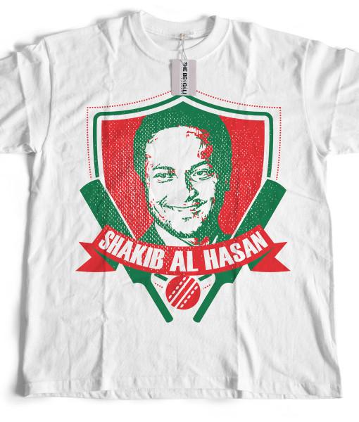 Bengali T-Shirt Company - BTCSPT0002 Shakib Al Hasan Cricket