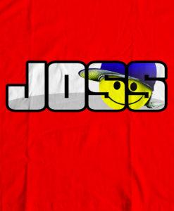Bengali T-Shirt Company - BTCFUN0015 JOSS DESIGN
