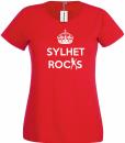Bengali T-Shirt Company – BTCWFS0004 SYLHET Rocks Womens