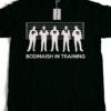 Bengali T-Shirt Company – BTCFUN0014 Bodmaish In Training Black