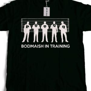 Bengali T-Shirt Company - BTCFUN0014 Bodmaish In Training Black