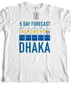 The Bengali T-Shirt Company - 5 Forecast Dhaka