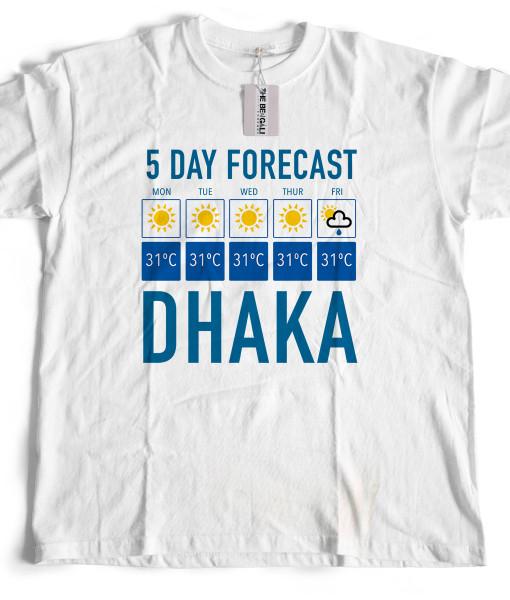 The Bengali T-Shirt Company - 5 Forecast Dhaka
